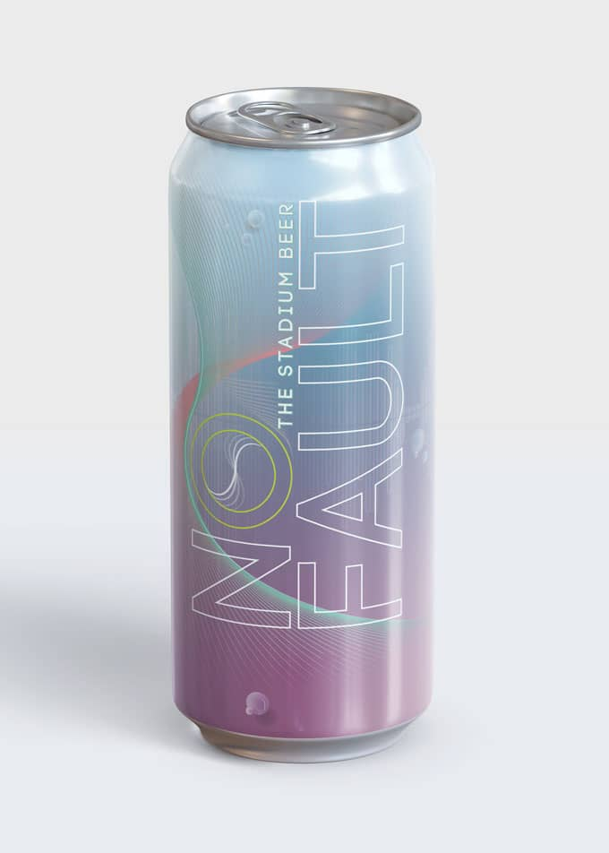 No Fault Day Beer