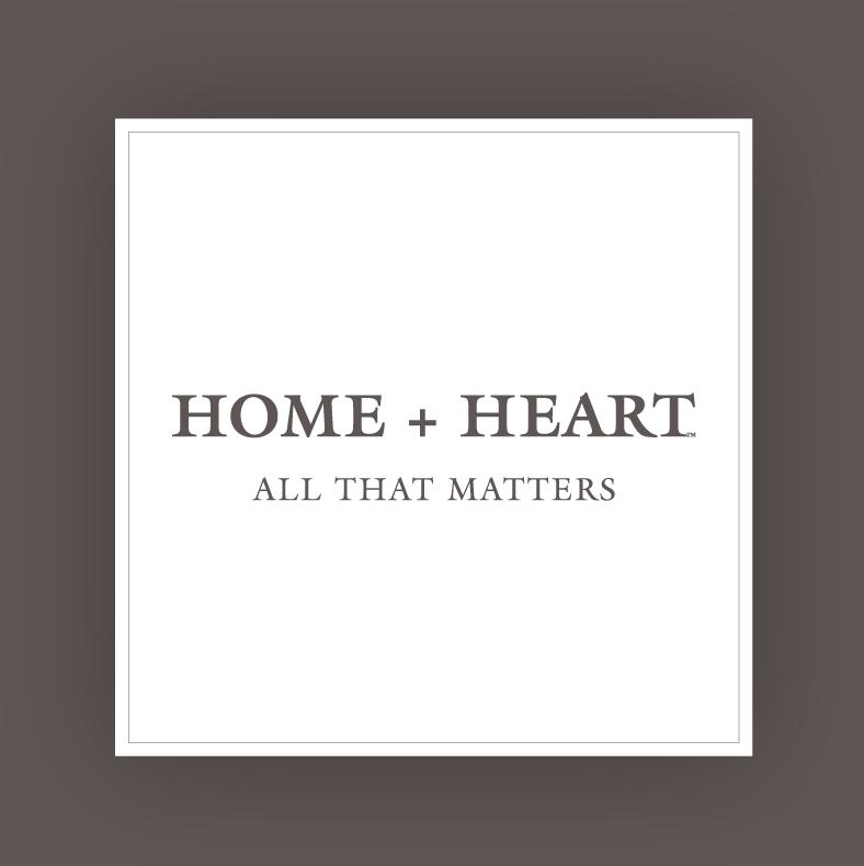 Home + Heart Mark